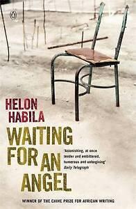 Very Good, Waiting For an Angel, Habila, Helon, Book