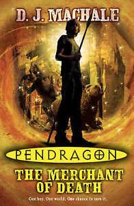 Pendragon: The Merchant of Death by D.J. MacHale (Paperback, 2008)