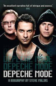 Depeche Mode by Steve Malins (Hardback, 2013)