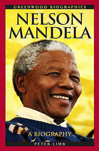 Nelson Mandela: A Biography (Greenwood Biographies)-ExLibrary