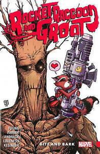 Bendis, Brian-Rocket Raccoon & Groot Vol. 0: Bite And Bark  BOOK NEW