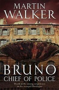 Bruno-Chief-of-Police-Good-Condition-Book-Walker-Martin-ISBN-9781847245984