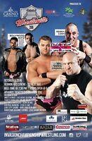 "Invasion Championship Wrestling Presents ""WRESTLEVILLE 2016"""