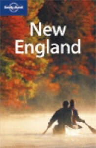 New England (Lonely Planet Country & Regional Guides), Mara Vorhees, et al.