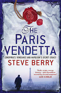 Berry, Steve, The Paris Vendetta: Book 5 (Cotton Malone), Very Good Book
