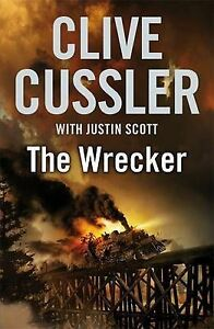 The Wrecker by Justin Scott, Clive Cussler (Paperback, 2009)