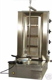 Donner Kebab Machine 4 Burner original Archway