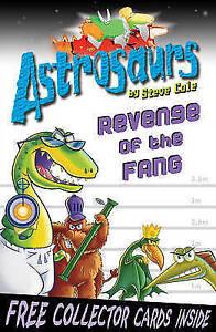 Astrosaurs-13-Revenge-of-the-FANG-by-Steve-Cole-Paperback-2008