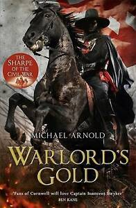 Warlord-039-s-Gold-Book-5-of-the-Civil-War-Chronicles-Stryker