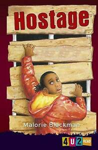 Hostage by Blackman, Malorie ( Author ) ON Apr-23-2009, Paperback, Blackman, Mal