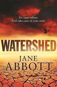 WATERSHED - Jane Abbott - NEW Paperback - FREE P & H in Australia
