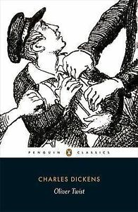 OLIVER-TWIST-PENGUIN-CLASSICS-BY-Author-Dickens-Charles-Paperback-Apr-2003