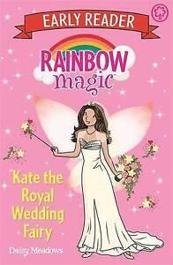 Kate the Royal Wedding Fairy (Rainbow Magic Early Reader), Meadows, Daisy | Pape