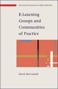 E-Learning Groups and Communities by David McConnell (Paperback, 2006)