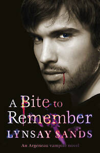 A Bite to Remember by Lynsay Sands (Paperback) New Book