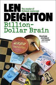 Billion-Dollar Brain, Len Deighton