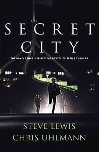 Secret City Pb  BOOK NEW