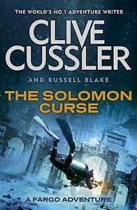 The Solomon Curse by Clive Cussler, Russell Blake (Paperback, 2015)