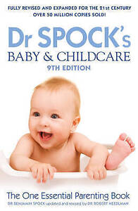 Dr Spock's Baby & Childcare 9th Edition by Dr. Benjamin Spock (Paperback, 2012)