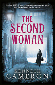 Kenneth-Cameron-The-Second-Woman-Book