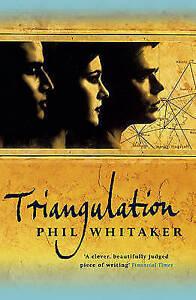 Triangulation-Phil-Whitaker-BRAND-NEW-BOOK