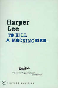 To-Kill-a-Mockingbird-Vintage-classics-Harper-Lee-Paperback-Book-Acceptab