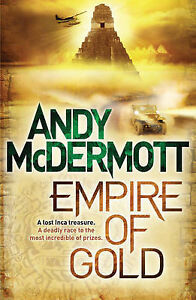 Andy-McDermott-Empire-of-Gold-Book