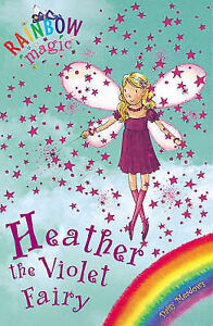 Daisy-Meadows-Heather-the-Violet-Fairy-Rainbow-Magic-Book