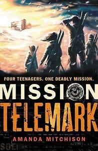 Mission Telemark by Amanda Mitchison (Paperback) New Book