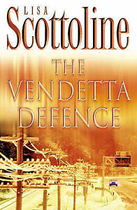 The-Vendetta-Defence-by-Lisa-Scottoline-Paperback-2001