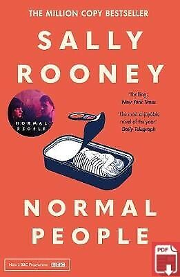 Normal People by Sally Rooney [P-Ð-F´]
