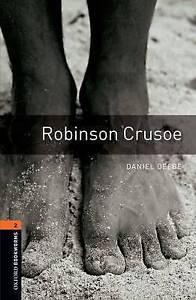 American Oxford Bookworms: Stage 2: Robinson Crusoe by Daniel Defoe...