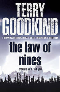 The-Law-of-Nines-Terry-Goodkind-Large-Paperback-2009