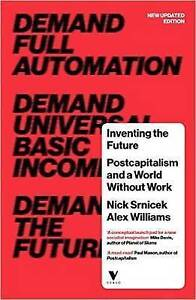 Srnicek-Inventing The Future  BOOK NEW