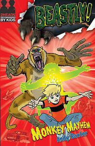 Good, Monkey Mayhem (Beastly!), Baxter, Andy, Book