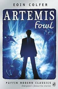 Artemis Fowl by Eoin Colfer (Paperback) New Book