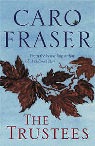 The Trustees, By Fraser, Caro,in Used but Acceptable condition