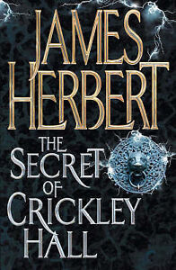 The-Secret-of-Crickley-Hall-By-James-Herbert-in-Used-but-Acceptable-condition
