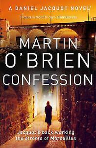 O039Brien Martin Confession Jacquot 5 Very Good Book - Consett, United Kingdom - O039Brien Martin Confession Jacquot 5 Very Good Book - Consett, United Kingdom