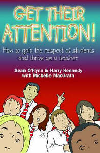Get Their Attention!: Handling Conflict and Confrontation in Secondary-ExLibrary
