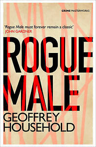Rogue-Male-Geoffrey-Household-Used-Good-Book