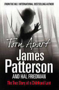James-Patterson-Torn-Apart-The-True-Story-of-a-Childhood-Lost-Book