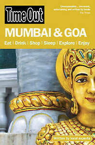 Time Out Mumbai and Goa (Time Out Guides)-ExLibrary