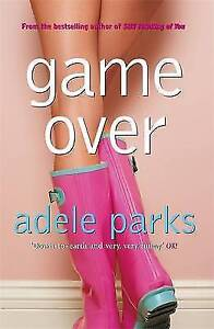 Game Over By Adele Parksin Used but Acceptable condition - Bedford, United Kingdom - Game Over By Adele Parksin Used but Acceptable condition - Bedford, United Kingdom