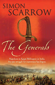 The-Generals-The-Wellington-and-Napoleon-Quartet-ACCEPTABLE-Book