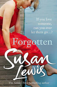 Forgotten by Susan Lewis - Large Paperback - 20% Bulk Book Discount