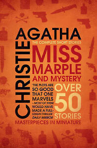 Miss-Marple-and-Mystery-The-Complete-Short-Stories-Agatha-Christie-Used-Good