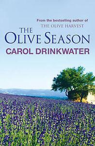 """VERY GOOD"" Drinkwater, Carol, The Olive Season, Book"