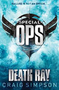 Special OperationsDeath Ray, Very Good, Simpson, Craig Book