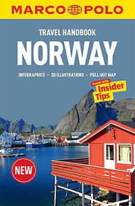 NORWAY MARCO POLO HANDBOOK  BOOK NEW